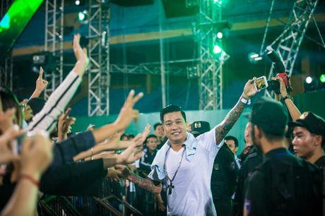 Khan gia Ha Noi song trong am nhac tai Heineken Green Room - Anh 9