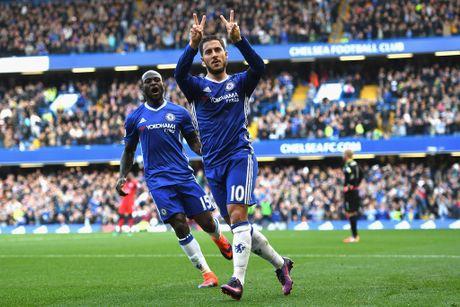 "Chelsea 3-0 Leicester: Hazard khong can ""so 10"" cung toa sang - Anh 1"
