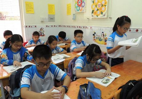 Sau khi cam, TP.HCM lai cho phep day them, hoc them - Anh 1