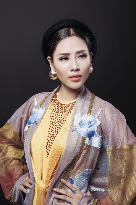 Nguyen Thi Loan mang ao tu than toi Hoa hau Hoa binh quoc te 2016 - Anh 3