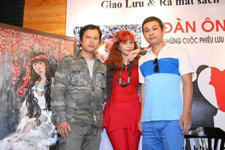 Khanh Phuong 'viet cho nhung nguoi dan ong khong the khoc...' - Anh 3