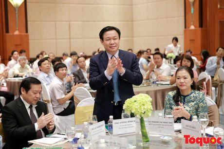Pho Thu tuong Vuong Dinh Hue keu goi ung ho dong bao mien Trung - Anh 2
