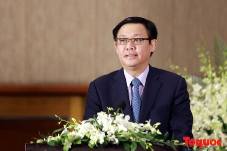 Pho Thu tuong Vuong Dinh Hue keu goi ung ho dong bao mien Trung - Anh 3