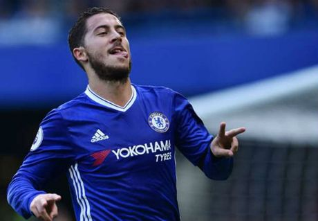 Chelsea thang dam, Hazard ca ngoi so do 3-4-3 cua Conte - Anh 1