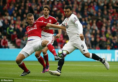 Chi tiet Middlesbrough - Watford: Bao toan thanh qua (KT) - Anh 3