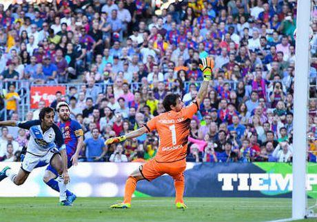 """Barca & Messi tro lai bung no: Man City - Pep """"run ray"""" - Anh 1"""