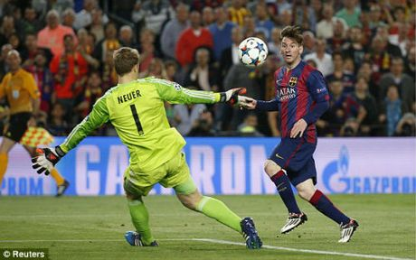 """Barca & Messi tro lai bung no: Man City - Pep """"run ray"""" - Anh 4"""