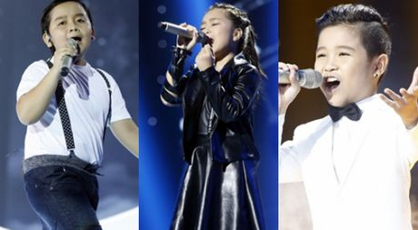 The Voice Kids: Lo dien top 3 'chien binh' xuat sac nhat - Anh 1