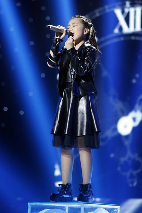 The Voice Kids: Lo dien top 3 'chien binh' xuat sac nhat - Anh 8