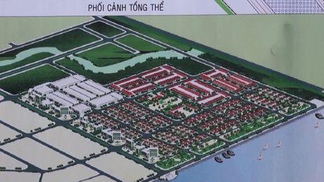 318 ty dong xay ha tang khu do thi Nam TP Tuy Hoa - Anh 1