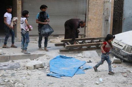 Lenh ngung ban o Syria nhieu kha nang duoc noi lai - Anh 1