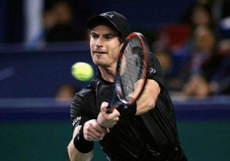 Andy Murray lan thu 3 dang quang tai Shanghai Masters - Anh 1