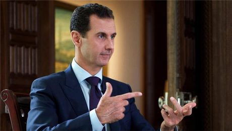 Tong thong Assad: Kiem soat Aleppo se day 'khung bo' quay lai Tho Nhi Ky - Anh 1