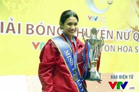 Ve dep cua my nhan Indonesia doat danh hieu Hoa khoi VTV Cup 2016 - Anh 2