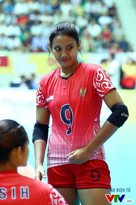 Ve dep cua my nhan Indonesia doat danh hieu Hoa khoi VTV Cup 2016 - Anh 3