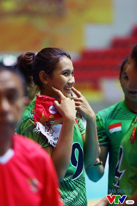 Ve dep cua my nhan Indonesia doat danh hieu Hoa khoi VTV Cup 2016 - Anh 4