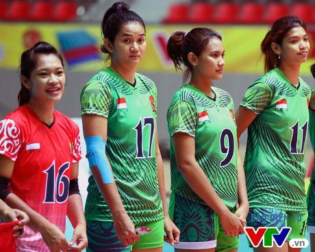 Ve dep cua my nhan Indonesia doat danh hieu Hoa khoi VTV Cup 2016 - Anh 5