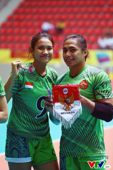 Ve dep cua my nhan Indonesia doat danh hieu Hoa khoi VTV Cup 2016 - Anh 6