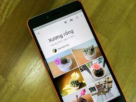 Google Photos su dung tri thong minh nhan tao - Anh 1