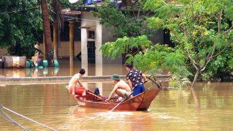 Lu du do ve, Quang Binh giua menh mong bien nuoc - Anh 2