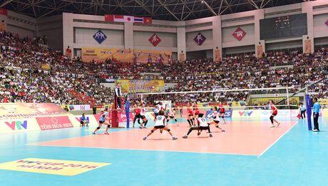 Chung ket VTV Cup 2016: Tuyen nu Viet Nam that bai - Anh 2