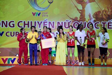 Chung ket VTV Cup 2016: Tuyen nu Viet Nam that bai - Anh 6