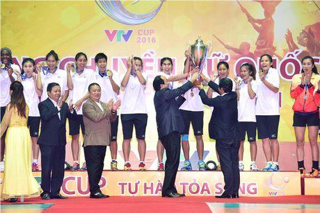 Chung ket VTV Cup 2016: Tuyen nu Viet Nam that bai - Anh 8