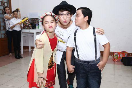 Huan luyen vien The Voice Kids hoi hop trong dem ban ket - Anh 6