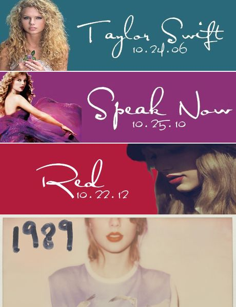 5 ly do de fan tin Taylor Swift sap tung album moi - Anh 2