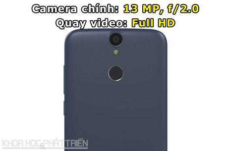 Can canh smartphone cam bien van tay, RAM 3 GB, gia sieu re - Anh 7