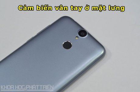Can canh smartphone cam bien van tay, RAM 3 GB, gia sieu re - Anh 8