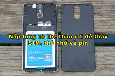 Mo hop smartphone RAM 3 GB, gia sieu re - Anh 23