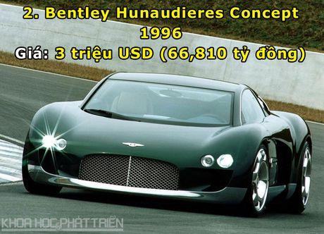 Top 10 sieu xe Bentley dat nhat trong lich su - Anh 2