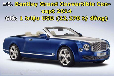 Top 10 sieu xe Bentley dat nhat trong lich su - Anh 6