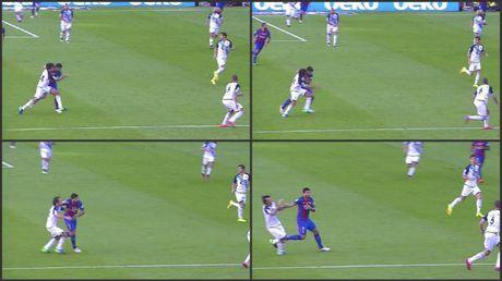 Luis Suarez noi dien danh nguoi, khong bi the - Anh 1