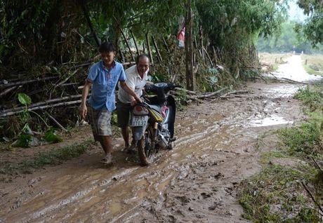 'Khuc ruot' Quang Binh quan dau vi lu du - Anh 18