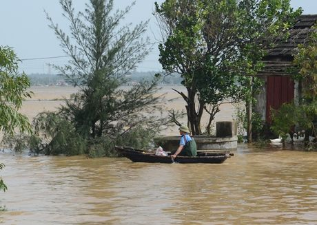 'Khuc ruot' Quang Binh quan dau vi lu du - Anh 20