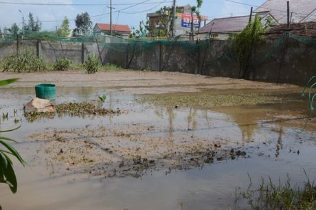 'Khuc ruot' Quang Binh quan dau vi lu du - Anh 5