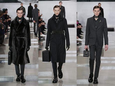 Louis Vuitton mang BST ready-to-wear Thu Dong 2016 danh cho nam den Ha Noi - Anh 1