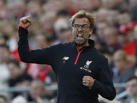 Klopp va Mourinho: Cuoc chien moi-cu - Anh 1