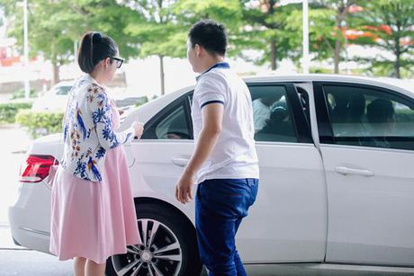 Duong Cam Lynh sinh con trai dau long cho chong dai gia - Anh 1