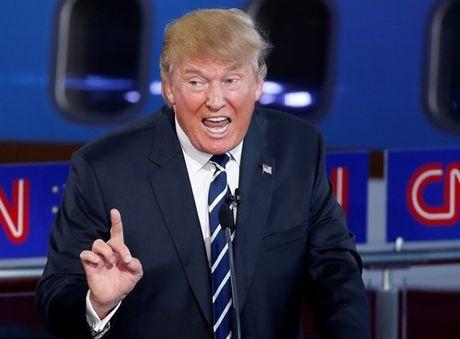 Thach thuc ba Clinton 'xet nghiem ma tuy': Don phan kich cua ong Trump truoc gio G - Anh 1