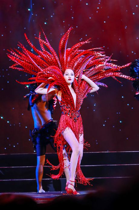 Khan gia Ha Noi man nhan voi 'Diamond Show' cua Dam Vinh Hung - Anh 7