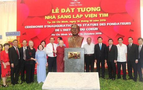 Dung tuong nha sang lap Vien Tim - Anh 1