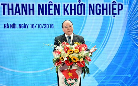 Thu tuong: 'Ai cham thu tuc thanh nien khoi nghiep, cu bao cho toi' - Anh 2