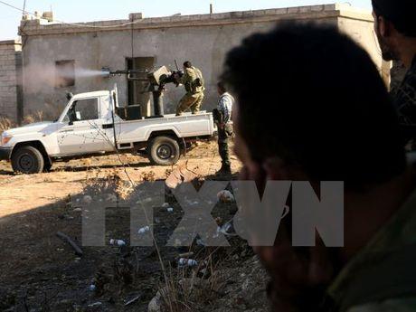 Tho Nhi Ky chon Al-Bab lam muc tieu tien cong tiep theo tai Syria - Anh 1