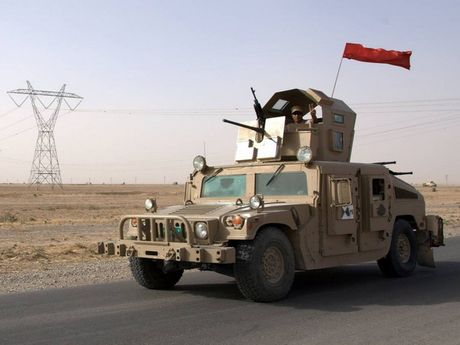 Thu tuong Iraq chinh thuc phat dong chien dich giai phong Mosul - Anh 1