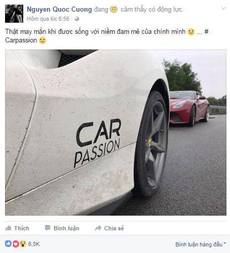 Ben Ha Vi, Cuong Do la du suc vuc day Car&Passion - Anh 2