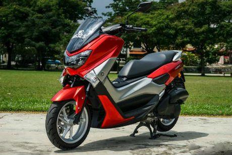 Yamaha NVX 150 se ra mat trong thang 10 tai Viet Nam - Anh 1