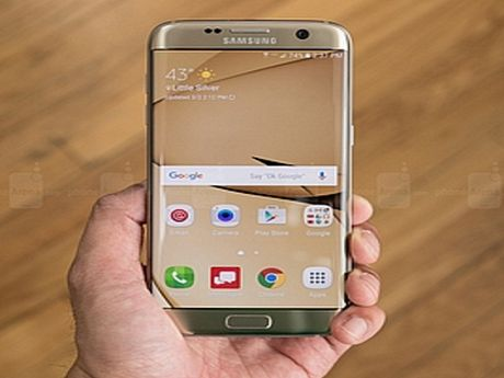 Samsung bat dau phat trien phan mem cho Galaxy S8? - Anh 1